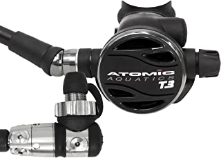 Atomic T3 First38; Second Stage Scuba Diving Regulator - DIN