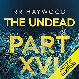 The Undead, Part 16 cover art