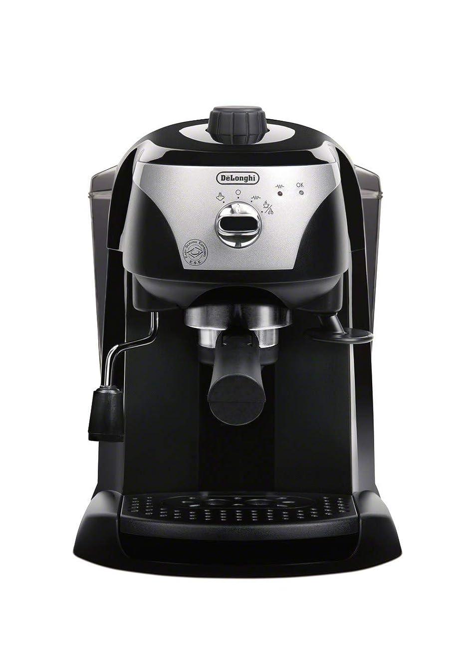 De'Longhi EC220CD 15-Bar Pump Driven Espresso Maker