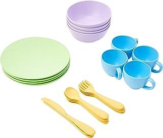 Green Toys DSH01R Dish Set