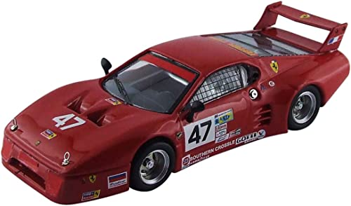 más orden Best Model 9546 Ferrari 512BB LM LM LM Daytona 1982 Escala 1 43 rojo  mas preferencial