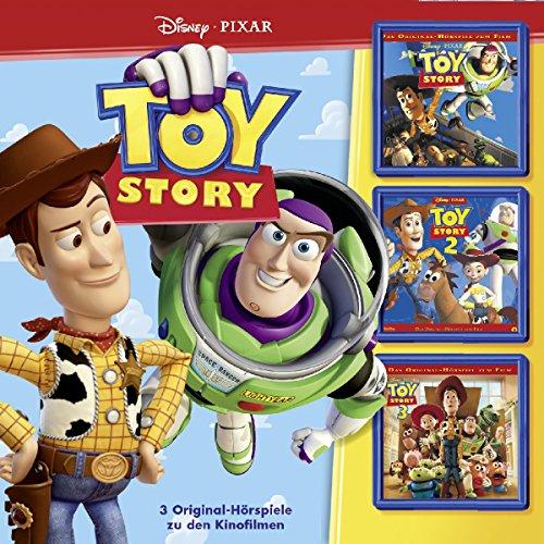 Disney 3 CD Toy Story - Box