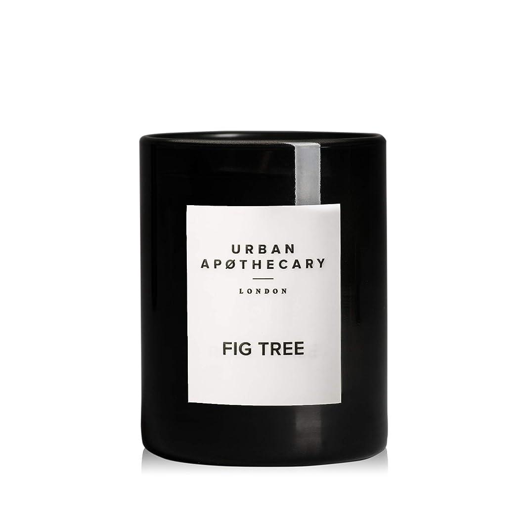 オーバーコートリップ特殊URBAN APOTHECARY キャンドル(小)FIG TREE 70g