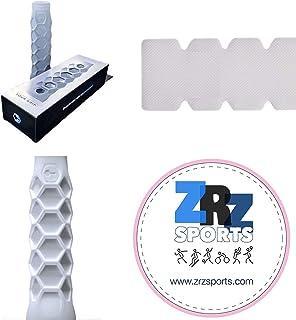 Grip Padel HESACORE Tour Grip + 1 Unidad Protector Pala de Padel ZRZ Dentado Transparente MAS Vendido