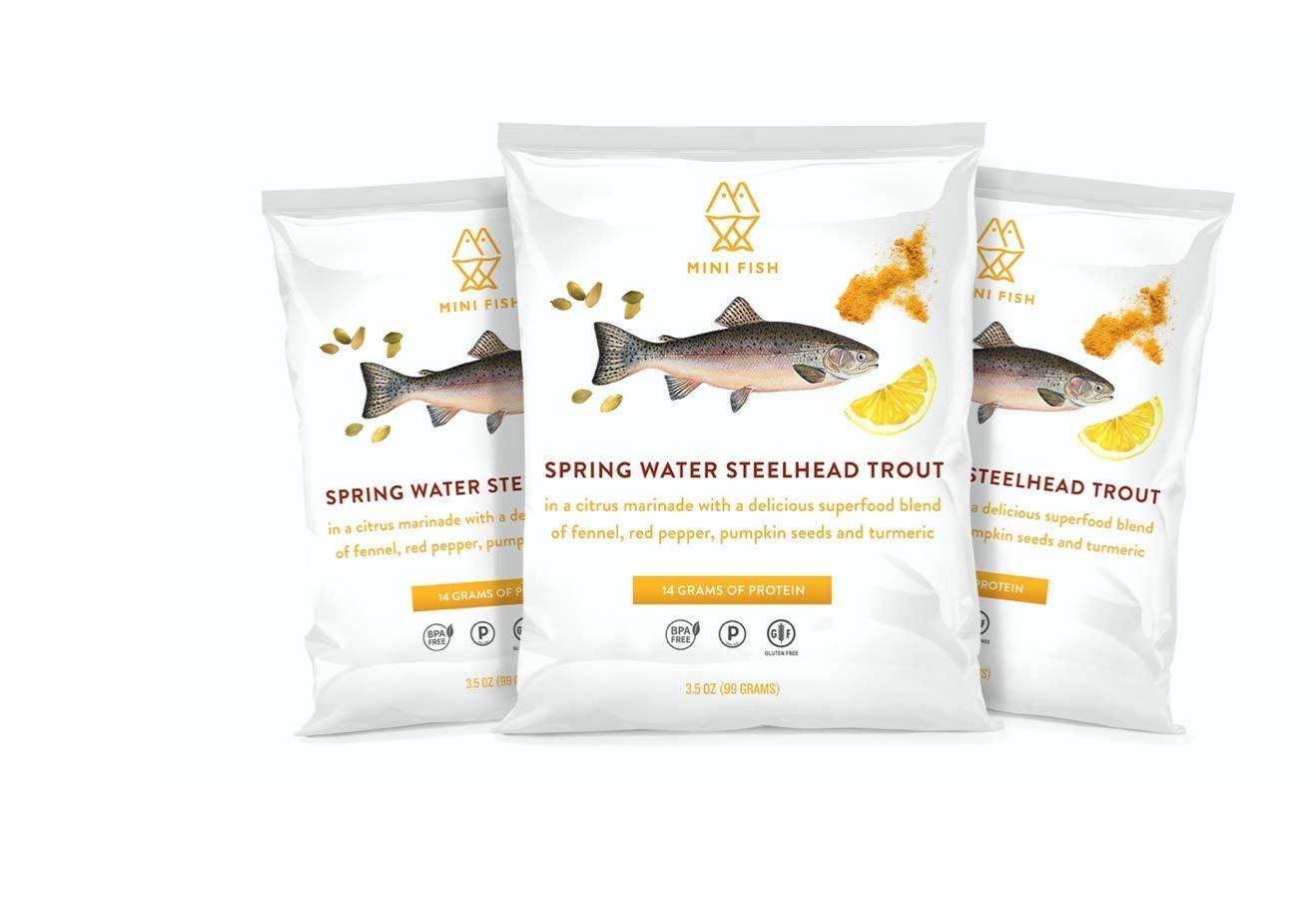 makuscha Streamer # 8 Sea-Rainbow-Salmon-Trout Arctic Char Sbirolino 3 St