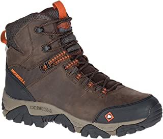 men's phaserbound mid waterproof work boot