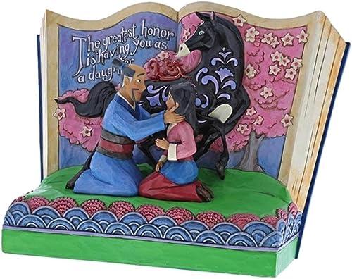 Disney Traditions Mulan M henbuch honera hat dich als Tochter Figurine