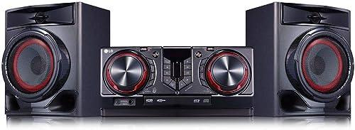 Mini System XBoom CJ44, 440W, Multi Bluetooth, Dual USB, Sound Sync, Wireless, LG, 2215983