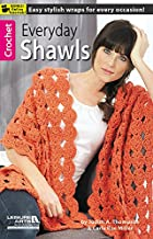 Everyday Shawls-9 Easy Stylish Wraps for Every Occasion-Bonus On-Line Technique Videos Available