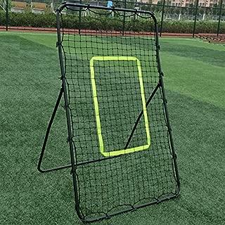 Guxing Rebound Soccer/Baseball Goal,Baseball and Softball Pitching Net and Rebounder,Baseball and Softball Training Net for Adults and Kids