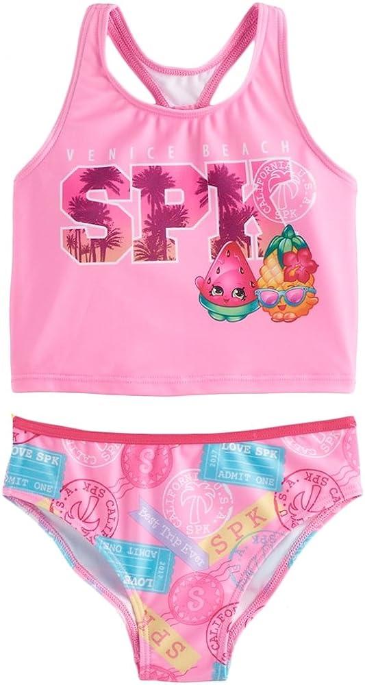 Shopkins Girls Swimwear Swimsuit (Little Kid)