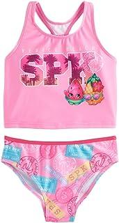 ملابس سباحة شوبكنز للفتيات (الأطفال الصغار)