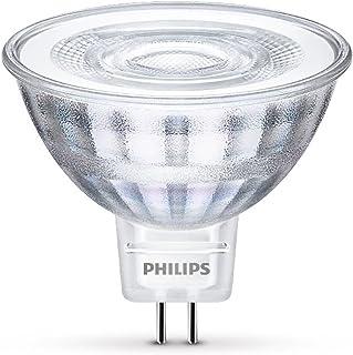 Philips Lighting 8718696710531 Philips spot LED culot GU10, 5W équivalent 35W, blanc froid, Plastique, 4,6 x 5,1 cm