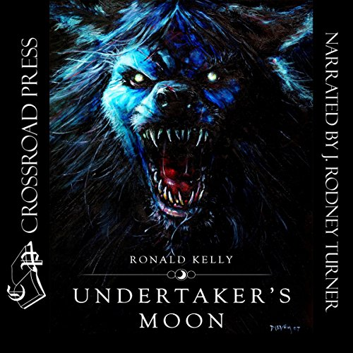 Undertaker's Moon audiobook cover art