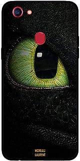 Oppo F5 Case Cover Green Cat Eye, Moreau Laurent Premium Phone Covers & Cases Design