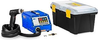 MSW STAPLER 1500 Spotter Soldadora por Puntos para Reparar Plasticos Coche (100 W, 230