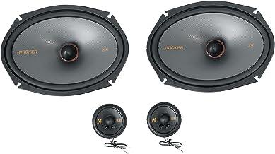 """$249 » KICKER 48KSS269 6x9 200w Car Component Speakers w/ 2.75"""" Mid/Tweeters KSS269"""