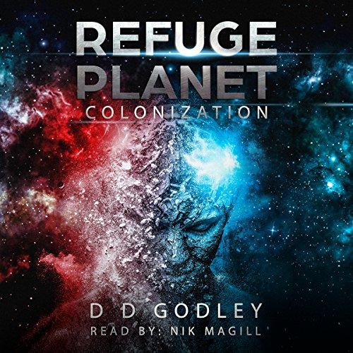 Refuge Planet: Colonization cover art