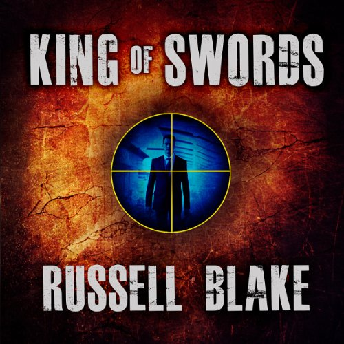 King of Swords audiobook cover art