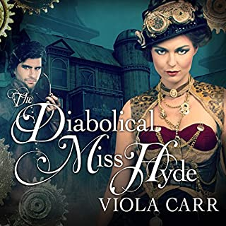 The Diabolical Miss Hyde     Electric Empire Series #1              Auteur(s):                                                                                                                                 Viola Carr                               Narrateur(s):                                                                                                                                 Beverley A. Crick                      Durée: 13 h et 4 min     1 évaluation     Au global 5,0