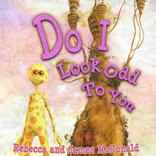 Do I Look Odd to You audiobook cover art