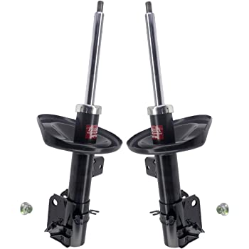 KYB Front Suspension Struts /& Mounts Kit For Suzuki SX4 Base LE Crossover 08-13