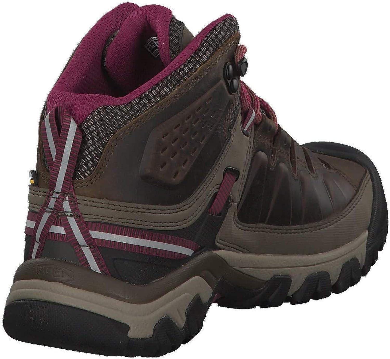Keen Targhee III Mid WP Zapatos de High Rise Senderismo Mujer