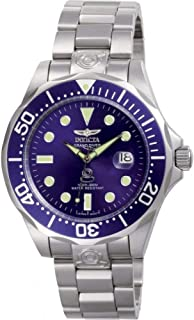 Invicta Men's 3045 Pro-Diver Collection Grand Diver Stainless Steel Automatic Watch with Link Bracelet