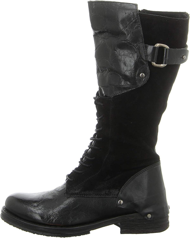 Lazamani Damen Stiefel 74.433 schwarz schwarz 557874