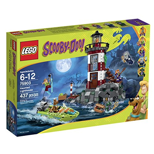 LEGO Scooby-Doo 75903 Haunted Lighthouse Building Kit by LEGO