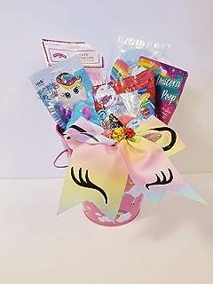 Girls Magical Unicorn Easter Basket Smooshy Mushy Unicorn Shake