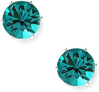 indicolite earrings