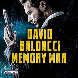 Memory Man     Amos Decker 1              By:                                                                                                                                 David Baldacci                               Narrated by:                                                                                                                                 Dietmar Wunder                      Length: 13 hrs and 29 mins     Not rated yet     Overall 0.0