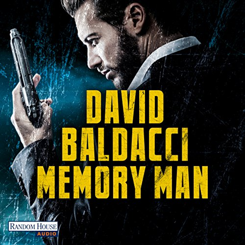 Memory Man (Amos Decker 1) audiobook cover art