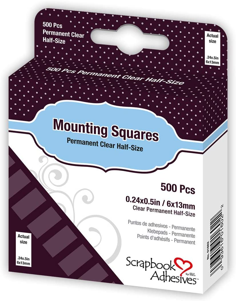 Scrapbook Adhesives by Fresno Mall 3L Squares Mounting Dallas Mall