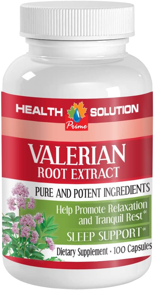 Sleep Surprise price aid - Valerian Root 100 1 Challenge the lowest price of Japan ☆ Extract Caps Bottle