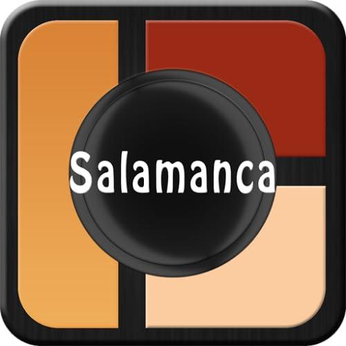 Salamanca Offline Map Travei Guide