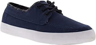 Men's Sea Star Street LS OX Navy Skateboarding Shoes 146481C