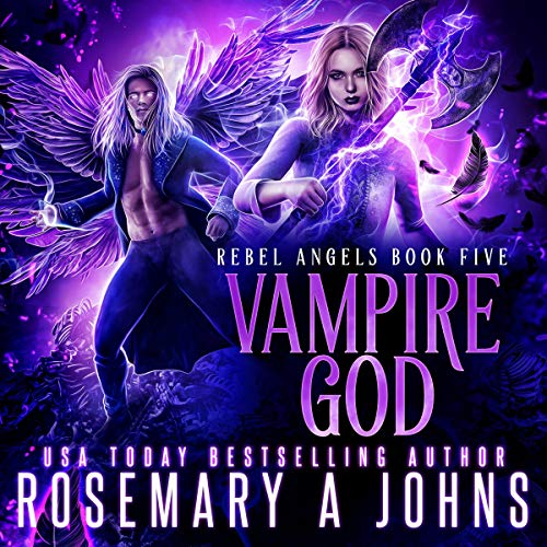 Vampire God cover art