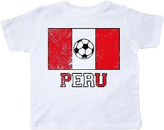 inktastic Peruvian Soccer Toddler T-Shirt