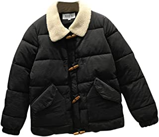 Women Puffer Jacket Padded Jacket Warm Coat Thicker Coat Sport Jacket Plush Collar Lapel Hooded Winter Coat