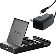 Samsung ET-CGPK005GSTA AT&T SGH-i777 Battery Charger with Stand - Charger - Retail Packaging - Black