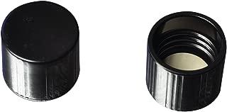 25 Thread Chemglass CG-1880-R-01 Series CG-1880-R Heavy Wall Pressure Vessel Complete 85 mm Length 48 mm OD 28 mL Capacity Round Bottom Flask