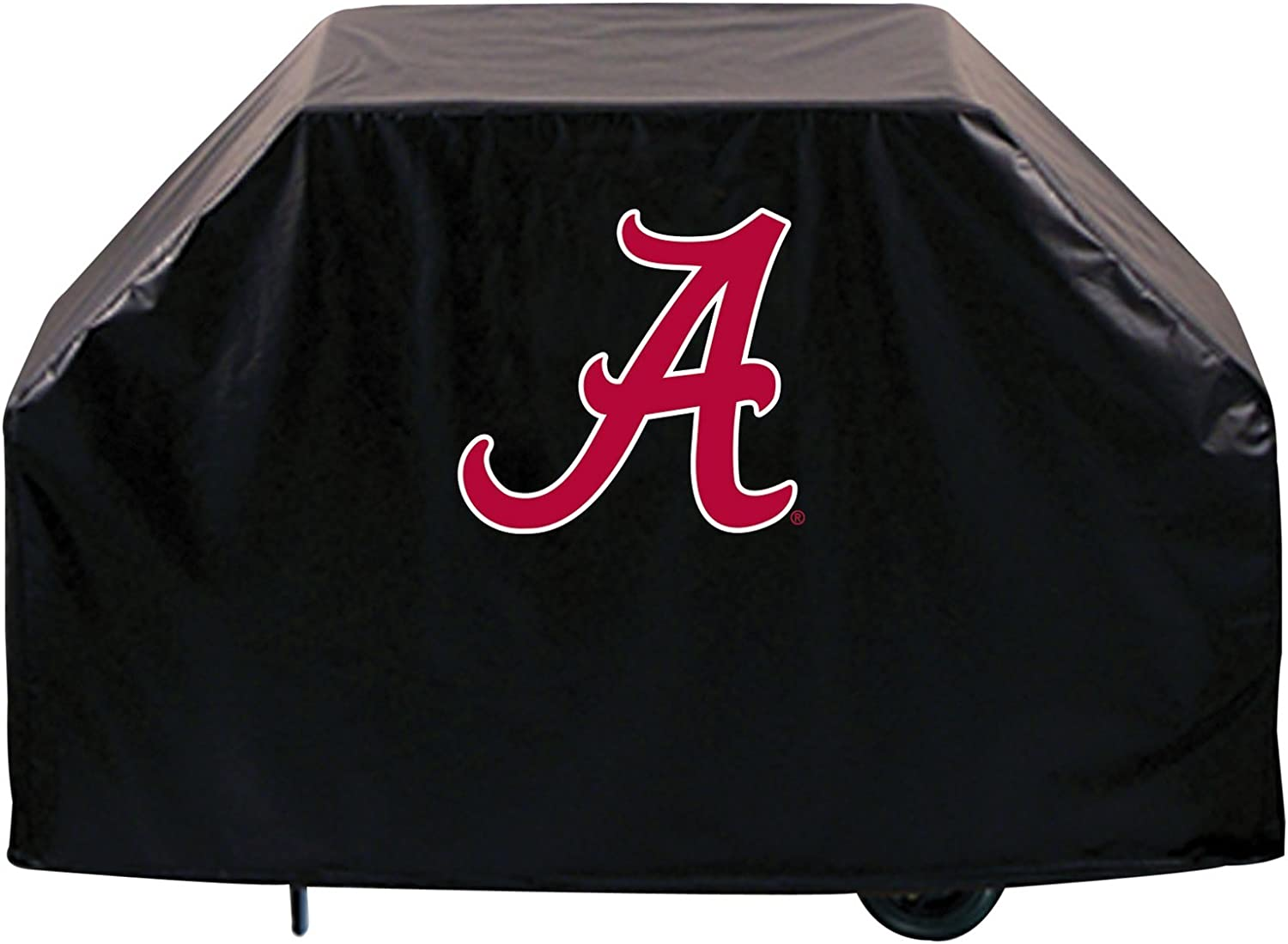 Holland Bar Stool NCAA Alabama Crimson Tide 72  Grill Cover (Script Logo)