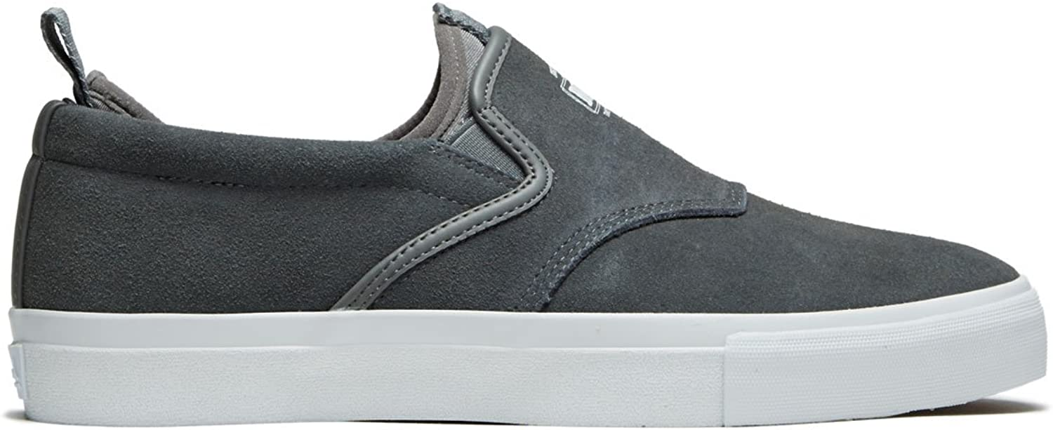 Diamond Supply Co. Boo J XL shoes - Grey Suede