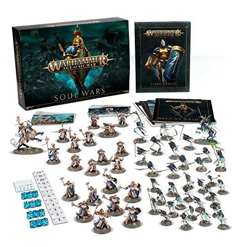 Games Workshop Warhammer Age of Sigmar: Soul Wars (Castellano)