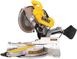 Dewalt DWS780R 12 in. Double Bevel Sliding Compound Miter Saw