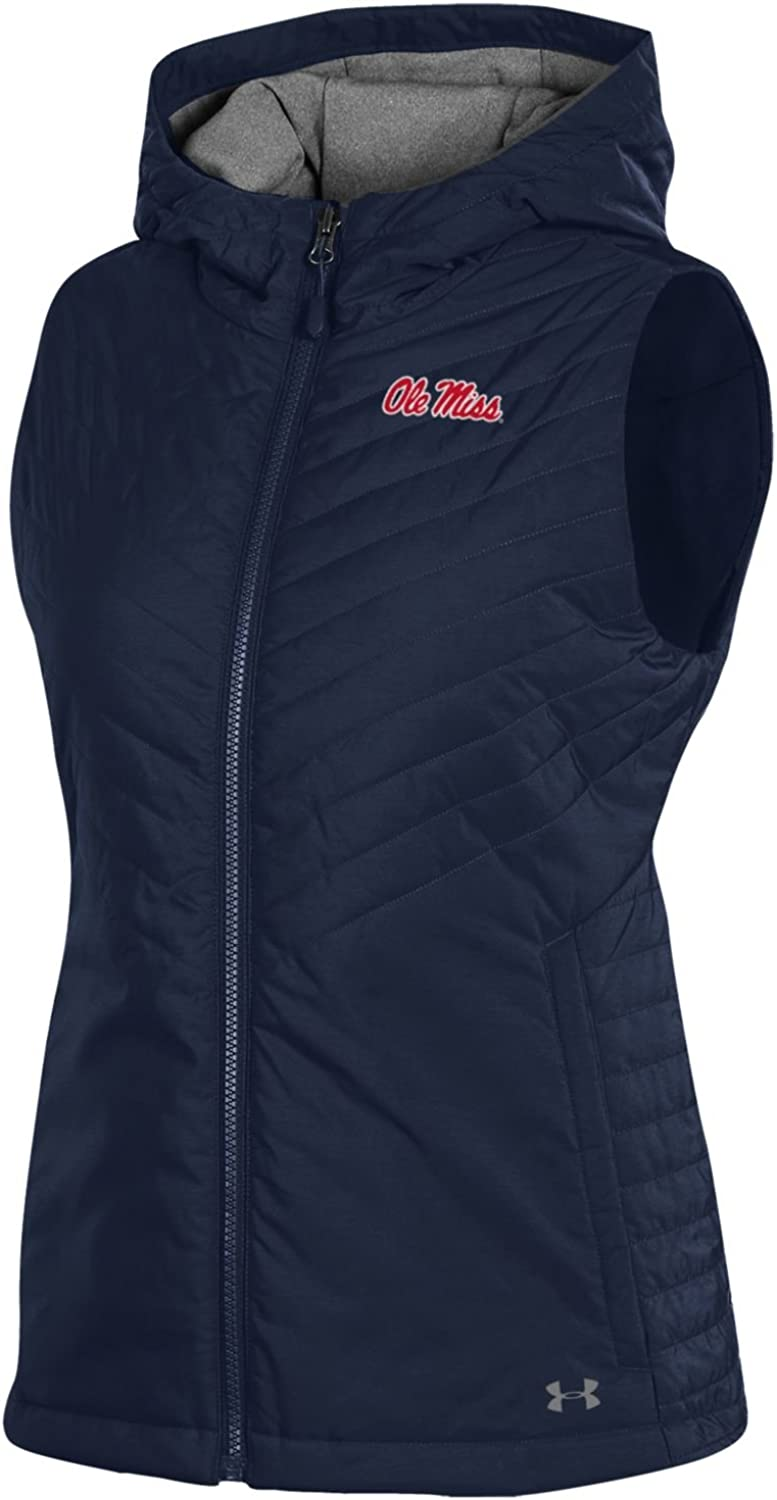 Under Armour Women's Puffer NCAA Max 68% OFF Vest Limited time sale