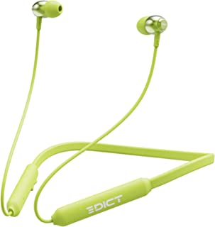 EDICT by boAt EWE02 in-Ear Wireless Neckband with Bluetooth V5.0, Engaging Sound, Comfort-fit Lightweight Design,Dual Pair...