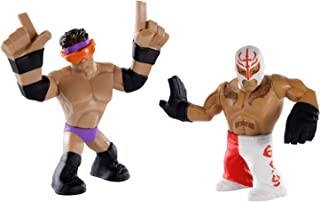 WWE Rumblers Zack Ryder and Rey Mysterio Figure 2-Pack